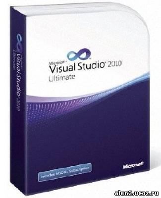 Microsoft Visual Studio 2010 Ultimate / Визуал студия + ключ 10.0.40219.1 SP1 Final