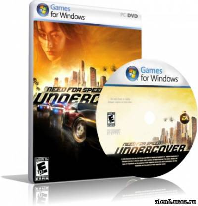 Нид Фор Спид: Андерковер / Need For Speed: Undercover NFS (2008/PC) RePack от R.G.Spieler