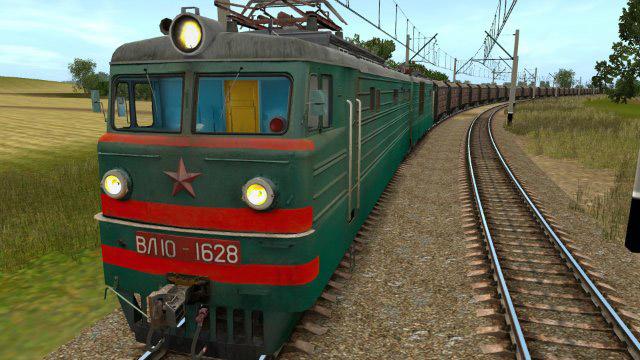 Жд Симулятор С Русскими Поездами Скачать - фото 4