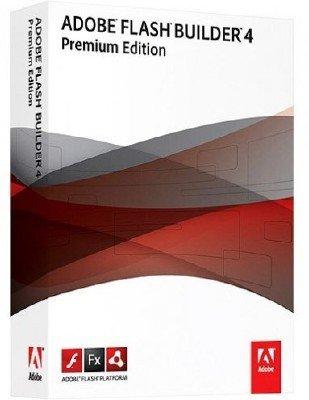 Adobe Flash Builder (Adobe Flex Builder) Premium 4.5 (2011)