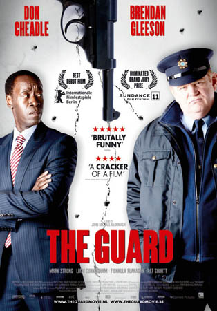 Залечь на дно в Дублине / Охранник / The Guard (2011/DVDScr)