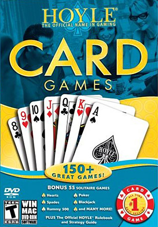 карточные игры Hoyle Card Games 2012 (PC/2011/En)