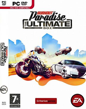 Burnout Paradise: The Ultimate Box (PC/RePack/RUS)