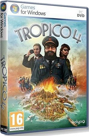 Тропико 4 / Tropico 4 (PC/2011/RePack Ultra) RUS