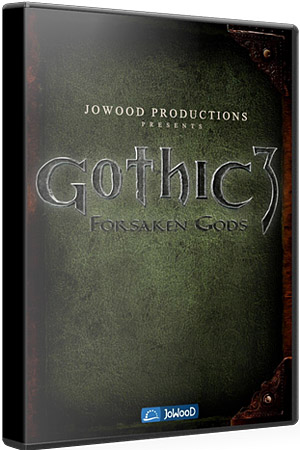 Готика 3: Отвергнутые Боги / Gothic 3: Forsaken Gods Enhanced Edition (PC/2011/Repack)