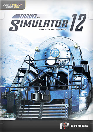 Trainz Simulator 12 c установленными дополнениями (PC) + русские поезда, ключ