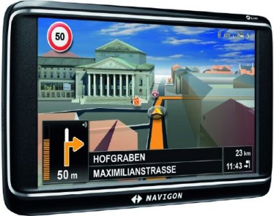 Navigon / Навигон 4350/6310/6350 до 70 Premium Live 7.7.6.657 (12.09.11) Русская версия