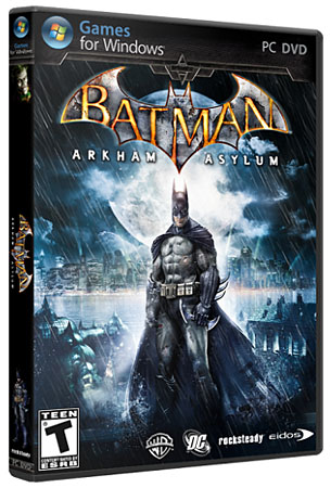 Бетмен / Batman: Arkham Asylum v1.1 (RePack/RUS)