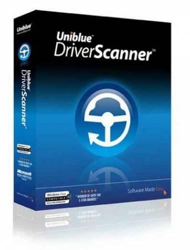 Драйвер Сканер / Uniblue DriverScanner 2012 v4.0.3.5+ключ, кряк, лекарство активации, код