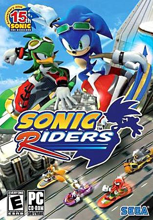 Соник / Sonic Riders (PC/RUS)