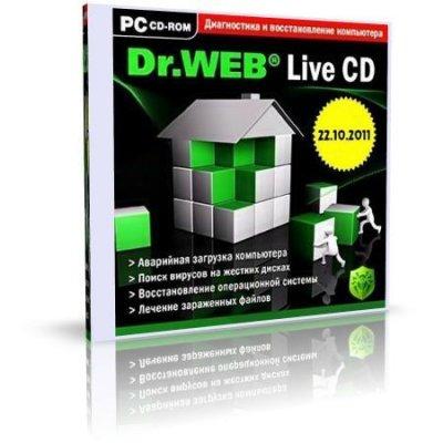 Dr.Web LiveCD 6.0.1.8240 (22.10.2011)