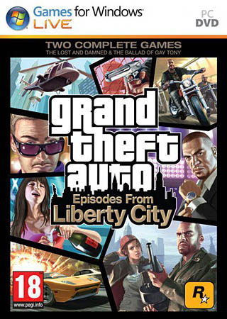 ГТА / GTA IV: Episodes From Liberty City (RePack Xatab)