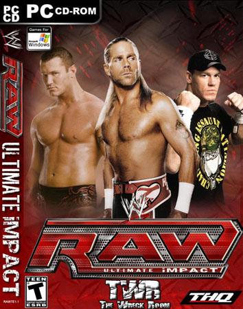 бои без правил WWE RAW Ultimate Impact V2.0 (PC)