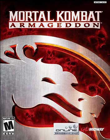 Мортал Комбат / Mortal Kombat Armageddon