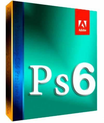 Adobe Photoshop / Адобе Фотошоп CS6 13.4 PreNew-Release (ENG/RUS) + ключ, кряк активации