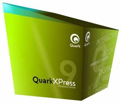 QuarkXPress 9.1Русская версия 2011 + ключ, кейген