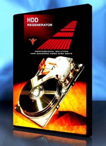 Восстановление жесткого диска! HDD Regenerator 2011 Eng + Crack