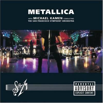 Metallica: S&M / Металлика с симфоническим оркестром (1999/DVD5)