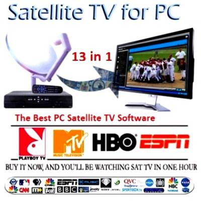 онлайн ТВ Satellite TV PC Master v6.0 Final