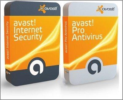 Ключи для антивируса Аваст / AVAST 2012