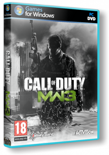 Кал Оф Дьюти: Модерн Варфаре 3 / CoD / Call of Duty: Modern Warfare 3 (2011) Rus/Распакованная