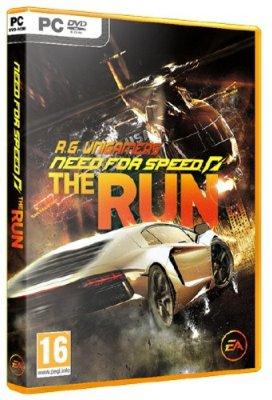 Нид Фор Спид: Ран / NFS / Need for Speed: The Run - Unlocked Bonus (PC/RePack/RUS)