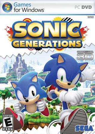 Соник / Sonic Generations (MULTi5/2011)
