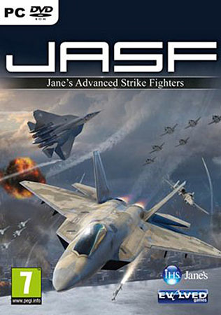 J.A.S.F. - Jane's Advanced Strike Fighters (PC/2011/Multi5)
