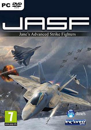 J.A.S.F. - Jane's Advanced Strike Fighters (PC/2011/Multi5)
