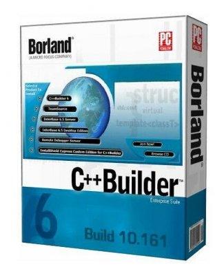 Borland C++ Builder v.6.0.10.161 Enterprise Edition (2 CD) + Видеокурс С++ Builder 6