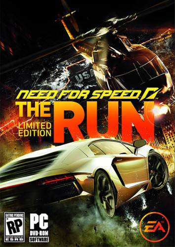Нид Фор Спид / NFS / Need for Speed: The Run Limited Edition (PC/RePack/RUS)