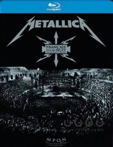 Видео Металика / Metallica: Francais pour une nuit (2009) BDRip