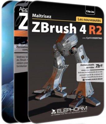 ZBrush 4 R2 B