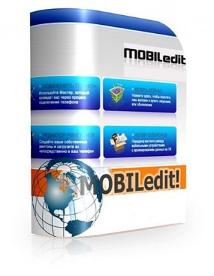 Моблэдит / MOBILedit! Standard v6.0.1.1423