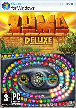 игра Zuma Deluxe (PC)