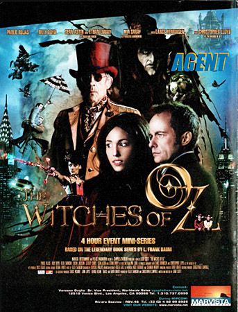 фильм Ведьмы страны Оз / The Witches of Oz (2011/HDRip)