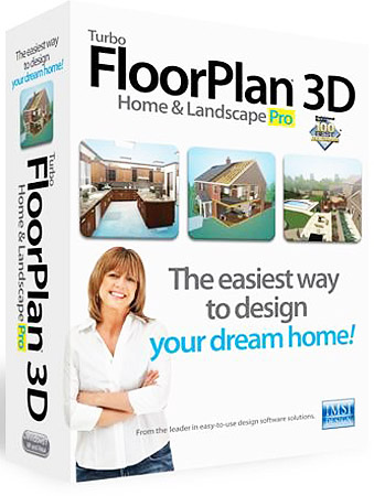 Turbo FloorPlan 3D Home and Landscape Pro 16.0.C1.901
