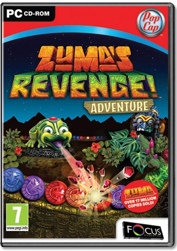 Зума / Zuma's Revenge (2009) PC
