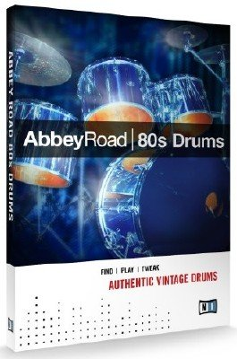 Abbey Road 80's Drums (PC/ударные инструменты)
