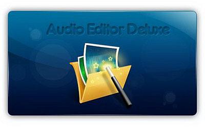 программа для нарезки музыки Audio Editor Deluxe 9.0.1 (2012)