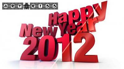сборник песен Happy New Year 2012 (2012) Mp3