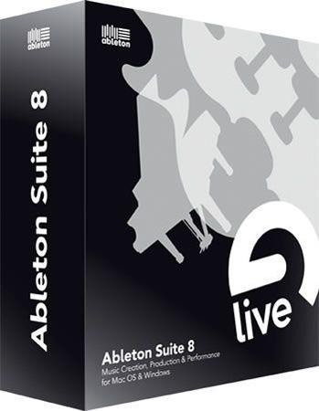 Ableton Suite 8.2.8 + Content