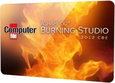 Ashampoo Burning Studio 2012 CBE Version 11.0.4.20 [Multi/Rus]