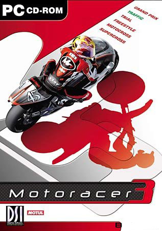 MOTORACER 3 (PC/RUS)