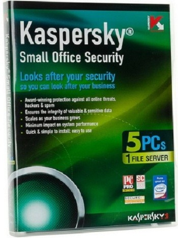 антивирус Касперпского / Kaspersky® Small Office Security 2 (2012) РС / RePack + ключ