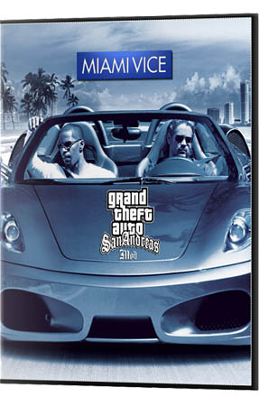 ГТА / GTA / Grand Theft Auto: San Andreas - Полиция Майами. Отдел нравов (PC/RUS)