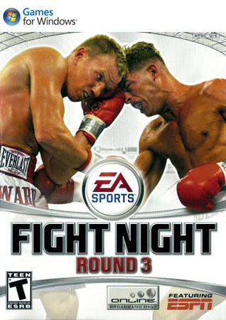 Fight Night Round 3 (на ПК/PC/RUS)
