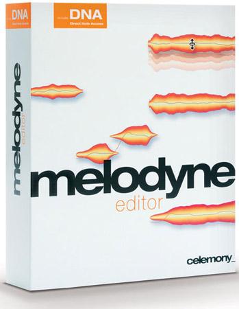 Celemony - Melodyne Editor v.2.0.1.11 x86-x64