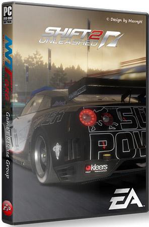 игра Нид Фор Спид Шифт 2 / NFS / Need fоr Sрeed Shift 2 Unleashed + Legend & Speedhunte (2011/RePack/RUS)