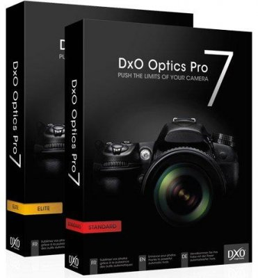 DxO Optics Pro v7.2.26014.134 Elite Edition